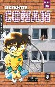 Cover-Bild zu Detektiv Conan 96 von Aoyama, Gosho