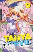 Cover-Bild zu Tanya the Evil 09 von Tojo, Chika