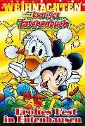 Cover-Bild zu Lustiges Taschenbuch Weihnachten 25 von Disney