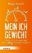Cover-Bild zu Mein Ich-Gewicht (eBook) von Storch, Maja