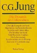 Cover-Bild zu Gesammelte Werke 1-20. 8. Die Dynamik des Unbewußten von Jung, C.G.