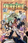 Cover-Bild zu Mashima, Hiro: Fairy Tail, Band 24