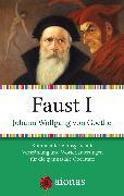 Cover-Bild zu Faust I (eBook) von Goethe, Johann Wolfgang von