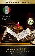 Cover-Bild zu 50 Capolavori Da Leggere Prima Di Morire: Vol. 1 (Golden Deer Classics) (eBook) von Hawthorne, Nathaniel