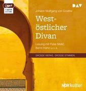 Cover-Bild zu West-östlicher Divan von Goethe, Johann Wolfgang von