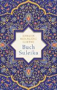 Cover-Bild zu Buch Suleika von Goethe, Johann Wolfgang