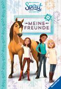 Cover-Bild zu Dreamworks Spirit Wild und Frei: Meine Freunde von DreamWorks Animation L.L.C.