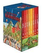 Cover-Bild zu Der kleine Drache Kokosnuss - Geschenkschuber von Siegner, Ingo
