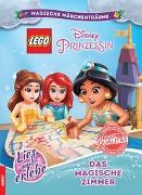 Cover-Bild zu LEGO® Disney Prinzessin? - Das magische Zimmer