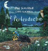 Cover-Bild zu Die Perlendiebin von Scheffler, Axel
