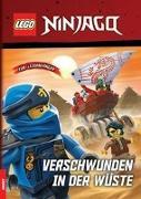 Cover-Bild zu LEGO® NINJAGO® - Verschwunden in der Wüste