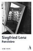 Cover-Bild zu Fundbüro von Lenz, Siegfried