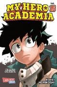 Cover-Bild zu Horikoshi, Kohei: My Hero Academia 15