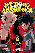 Cover-Bild zu Horikoshi, Kohei: My Hero Academia, Band 2