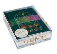 Cover-Bild zu Harry Potter: Christmas Sweater Blank Boxed Note Card