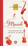 Cover-Bild zu eBook Musik - Letters of Note