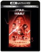 Cover-Bild zu Johnson, Rian (Reg.): Star Wars - Gli ultimi Jedi - 4K+2D+Bonus (Line Look 2020)