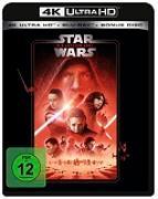Cover-Bild zu Johnson, Rian (Reg.): Star Wars - Die letzten Jedi - 4K (Line Look 2020)