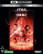 Cover-Bild zu Johnson, Rian (Reg.): Star Wars - Les derniers Jedi 4K (Line Look 2020)