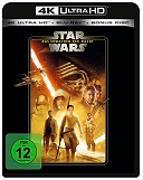Cover-Bild zu J.J. Abrams (Reg.): Star Wars - Das Erwachen der Macht 4K (Line Look 2020)