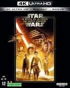 Cover-Bild zu J.J. Abrams (Reg.): Star Wars - Le Réveil de la Force 4K (Line Look 2020)