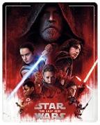 Cover-Bild zu Johnson, Rian (Reg.): Star Wars: Episode VIII - Les derniers Jedi - 4K+2D+Bonus Steelbook Edition