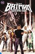 Cover-Bild zu Ridley, John: The Next Batman: Second Son