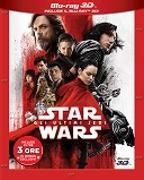 Cover-Bild zu Johnson, Rian (Reg.): Star Wars - Gli ultimi Jedi - 3D+2D