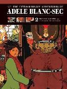 Cover-Bild zu Jacques Tardi: The Extraordinary Adventures of Adéle Blanc-Sec Vol 2