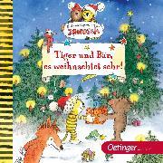Cover-Bild zu eBook Tiger und Bär, es weihnachtet sehr