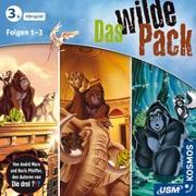 Cover-Bild zu Marx, André: Das wilde Pack Hörbox Folgen 1-3