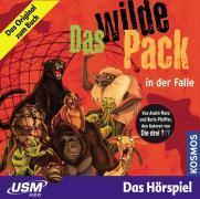 Cover-Bild zu Marx, André: Das wilde Pack (Folge 5) - Das wilde Pack in der Falle (Audio-CD)