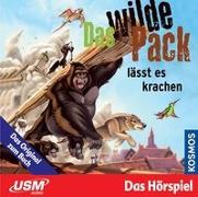 Cover-Bild zu Marx, André: Das wilde Pack (Folge 4) - Das wilde Pack lässt es krachen (Audio-CD)