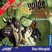 Cover-Bild zu Marx, André: Das wilde Pack (Folge 8) - Das wilde Pack im Schattenreich (Audio CD)