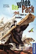 Cover-Bild zu Pfeiffer, Boris: Das Wilde Pack, 4, lässt es krachen