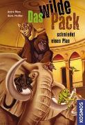 Cover-Bild zu Pfeiffer, Boris: Das Wilde Pack, 2, schmiedet einen Plan