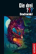 Cover-Bild zu Marx, André: Die drei ??? Drachenblut (drei Fragezeichen) (eBook)