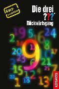 Cover-Bild zu Marx, André: Die drei ??? Rückwärtsgang (drei Fragezeichen) (eBook)