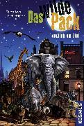 Cover-Bild zu Pfeiffer, Boris: Das Wilde Pack, 15 (eBook)