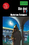 Cover-Bild zu Marx, André: PONS Die drei ??? Fragezeichen Mysterious Testament (eBook)