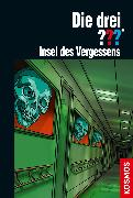 Cover-Bild zu Marx, André: Die drei ??? Insel des Vergessens (drei Fragezeichen) (eBook)
