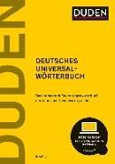 Cover-Bild zu Duden - Deutsches Universalwörterbuch