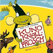 Cover-Bild zu eBook Kuno Knallfrosch