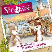 Cover-Bild zu eBook Die Spürhasen-Bande, Folge 3: In den Fängen der gemeinen Tierdiebe oder Abenteuer in Hamburg