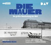 Cover-Bild zu Die Mauer. Die größte Wandzeitung der Welt