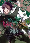 Cover-Bild zu Touya Mikanagi: Karneval, Vol. 10