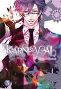 Cover-Bild zu Touya Mikanagi: Karneval, Vol. 3