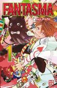 Cover-Bild zu Kaku, Yuji: Fantasma 01