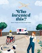 Cover-Bild zu Ameri-Siemens, Anne: Who Invented This?