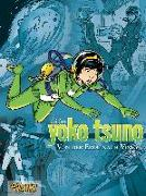 Cover-Bild zu Leloup, Roger: Yoko Tsuno Sammelband 2. Von der Erde nach Vinea